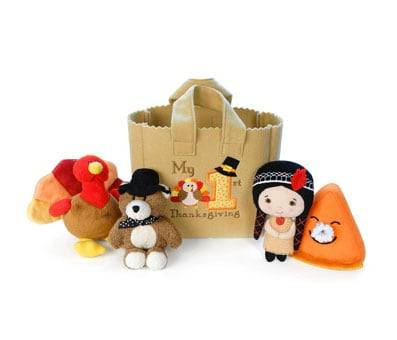 Product image of Babys My First Thanksgiving Fill and Spill Toy Playset Gift