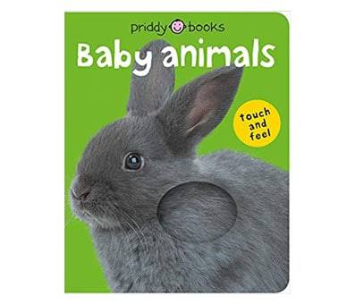 Product image of Bright Baby Touch & Feel Baby Animals