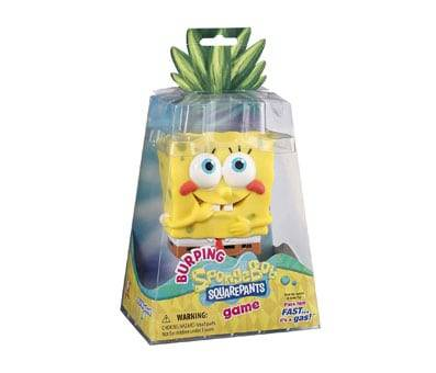 Product image of Burping Spongebob Squarepants Game