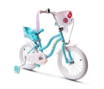 Product image of COEWSKE Little Princess Style Bicycle