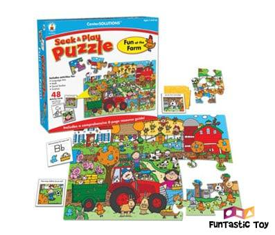 Product image of Carson-Dellosa Publishing Fun at The Farm