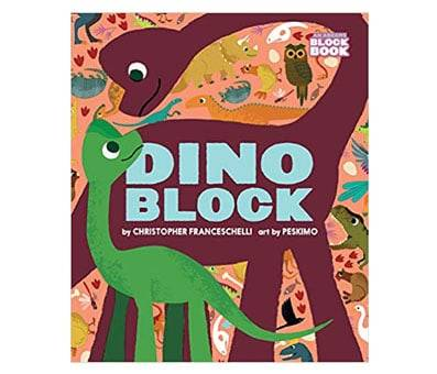 Product image of Dinoblock (An Abrams Block Book)