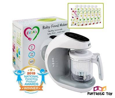Product image of EVLAs Baby Food Maker