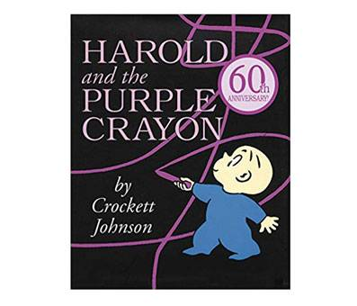 Product image of Harold and the Purple Crayon