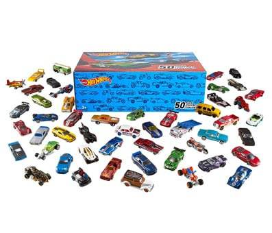Product image of Hot Wheels 50 Pack