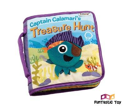 Product image of Lamaze Captain Calamaris Treasure Hunt