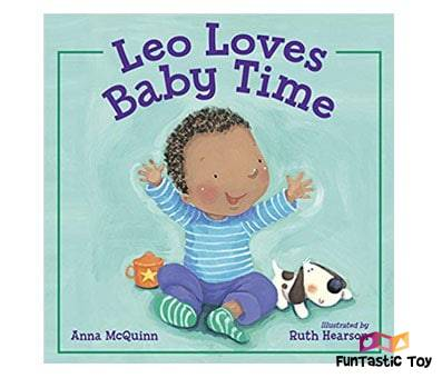 Product image of Leo Loves Baby Time