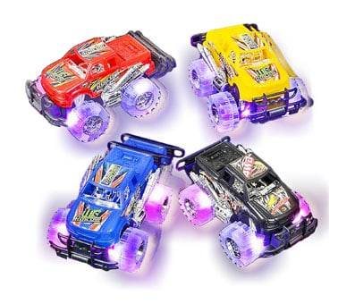 Product image of Light Up Monster Truck Set