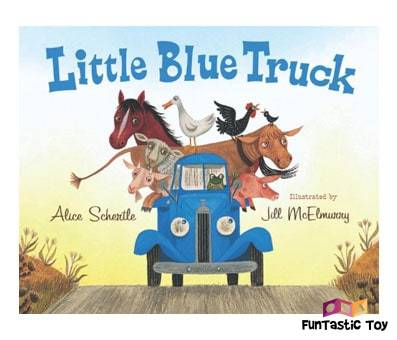 Product image of Little Blue Truck