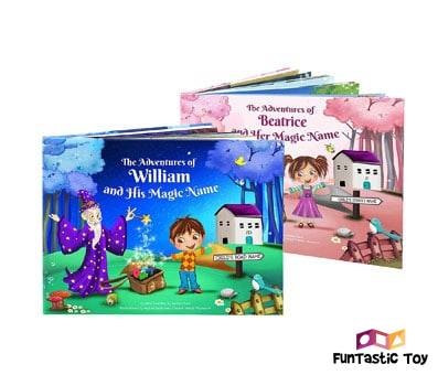 Product image of My Magic Name Personalized Childrens Story Book