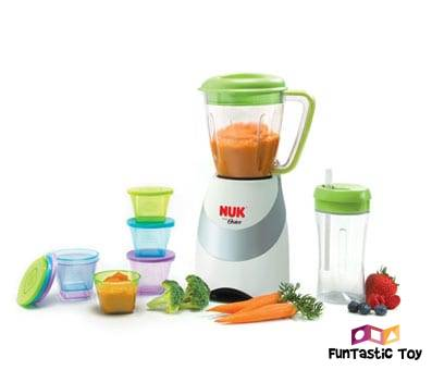 Product image of NUK Smoothie and Baby Food Maker