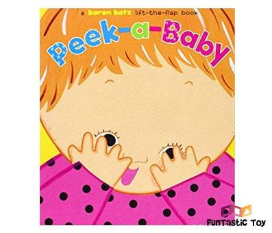 Product image of Peek-a-Baby A Lift-the-Flap Book