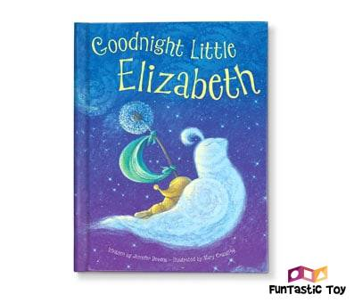 Product image of Personalized Bedtime Story Book
