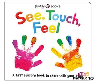 Product image of See, Touch, Feel A First Sensory Book
