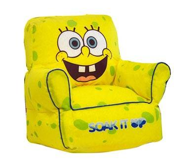 Product image of Spongebob Bean Bag Sofa Chair