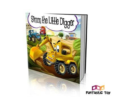 Product image of The Little Digger Story