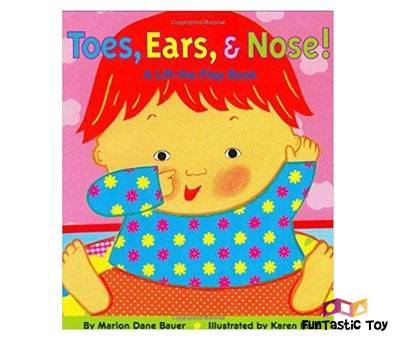 Product image of Toes, Ears, & Nose A Lift-the-Flap Book