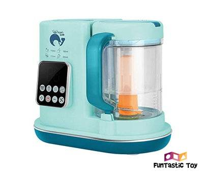 Product image of Whales Love Baby Food Maker 5 in 1