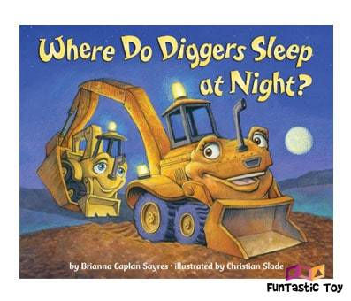 Product image of Where Do Diggers Sleep at Night