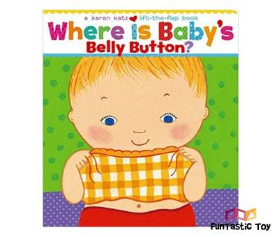 Product image of Where Is Babys Belly Button