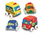 Small Product image of Melissa & Doug Pull-Back Vehicles