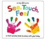 Small Product image of See, Touch, Feel A First Sensory Book