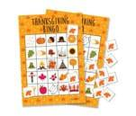 Small Product image of Thanksgiving Bingo Game
