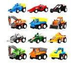 Small Product image of Yeonha Toys Pull Back Vehicles 12 pack