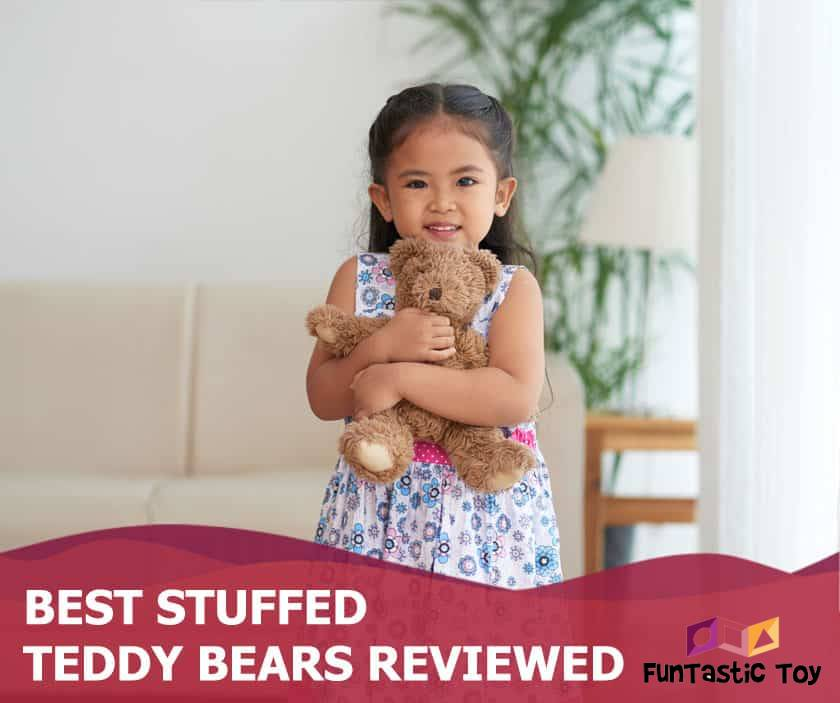 Featured image of asian girl holding teddy bear