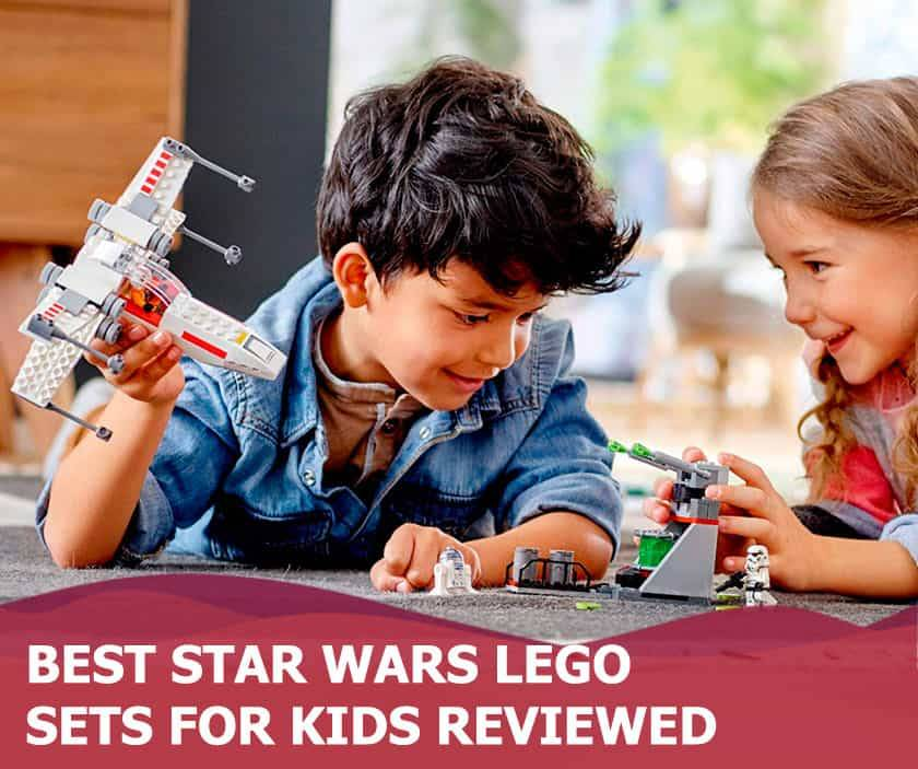 Featured image of boy and girl playing with star wars legos on floor