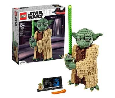 Product image of Attack of The Clones Yoda 75255