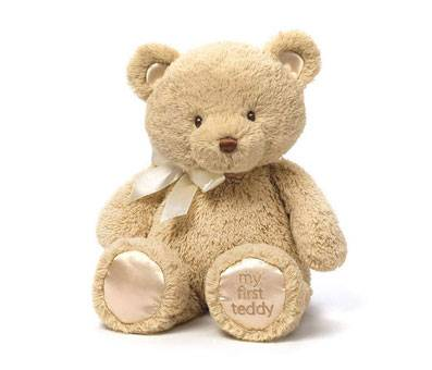 Product image of Baby GUND My 1st Teddy Bear