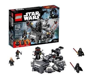 Product image of Darth Vader Transformation 75183