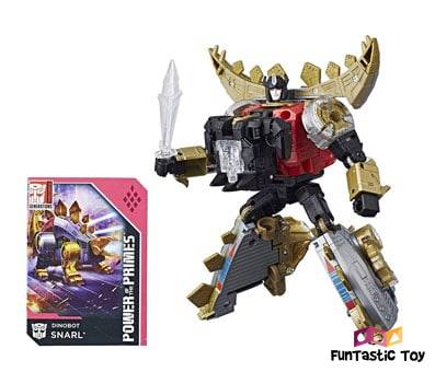 Product image of Dinobot Snarl