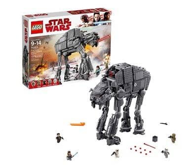 Product image of First Order Heavy Assault Walker 75189