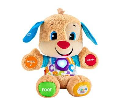 Product image of Fisher-Price Laugh & Learn Smart Stages Puppy
