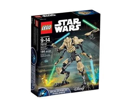 Product image of General Grievous 75112