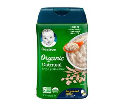 Product image of Gerber Baby Cereal
