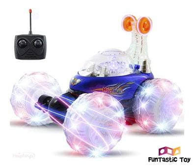 Product image of Haktoys HAK101 Blue Invincible Tornado