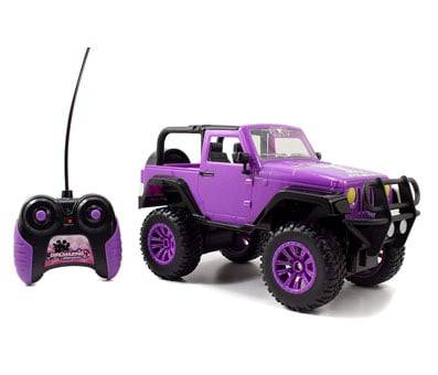 Product image of Jada Toys GIRLMAZING Big Foot Jeep