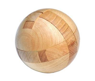 Product image of KINGOU Wooden Puzzle Magic Ball