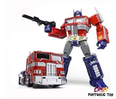 Product image of MPP10 Oversized Optimus Prime