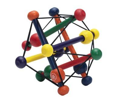 Product image of Manhattan Toy Skwish Classic Rattle and Teether