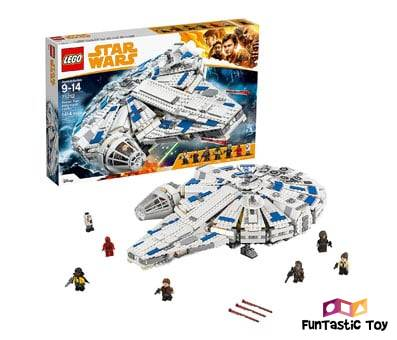 Product image of Millennium Falcon 75212