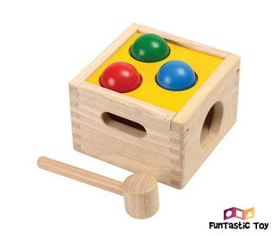 Product image of Plan Toys Punch and Drop