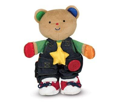 Product image of Teddy Wear Stuffed Bear Educational Toy