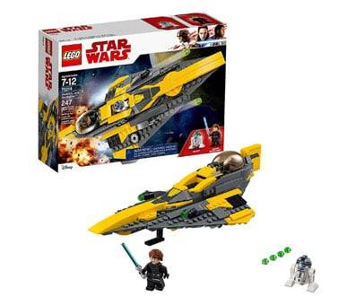 Product image of The Clone Wars Anakins Jedi Starfighter 75214