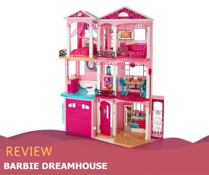 Featured image of Barbie Dreamhouse review