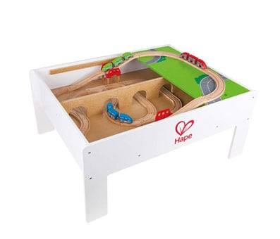 Product image of Hape Railway Play and Stow Storage