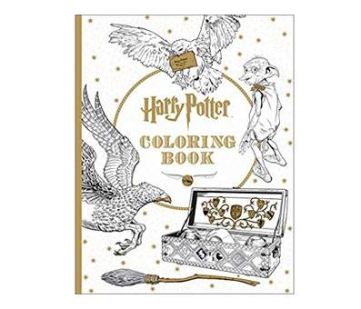 Product image of Harry Potter Coloring Book by Scholastic